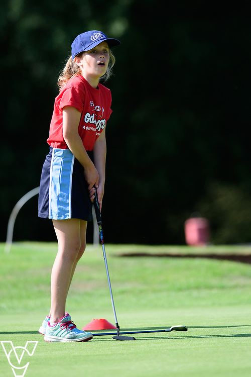 The Golf Foundation's Elsham Girls Open held at Elsham Golf Club near Brigg.<br /> <br /> Picture: Chris Vaughan Photography for The Golf Foundation<br /> Date: July 17, 2017