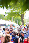 farmers market in spring of 2015.<br /> <br /> Photo by Beth Hall