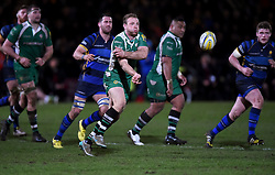 Greig Tonks fly half for London Irish   - Mandatory by-line: Joe Meredith/JMP - 26/03/2016 - RUGBY - Sixways Stadium - Worcester, England - Worcester Warriors v London Irish - Aviva Premiership