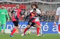 Claudio BEAUVUE  - 14.12.2014 - Guingamp / PSG - 18eme journee de Ligue1<br />Photo : Vincent Michel / Icon Sport
