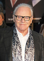 LONDON - DECEMBER 09: Anthony Hopkins attended the UK Film Premiere of 'Hitchcock' at The BFI Southbank, London, UK. December 09, 2012. (Photo by Richard Goldschmidt)