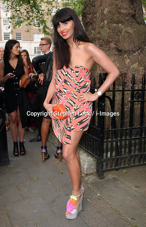 Jameela Jamil arriving at the Glamour Women of The Year Awards  in London, Tuesday, 29th May ,2012  Photo by: Stephen Lock / i-Images