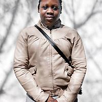 Nederland, Amsterdam , 10 april 2010..Serena Darnoud op de Onderwijsbeurs in Arena Hotel..Foto:Jean-Pierre Jans