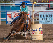 Barrel Racing