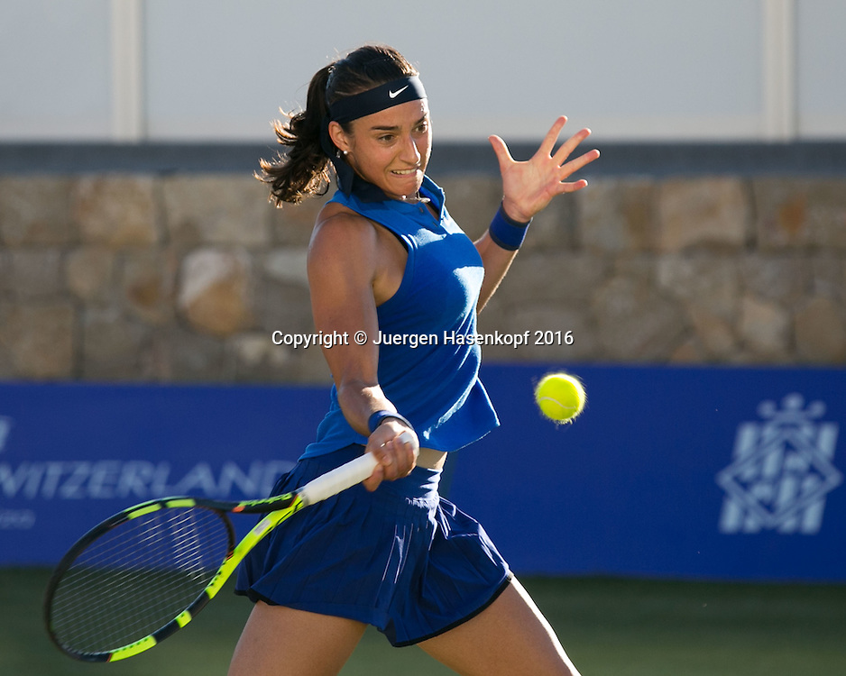 Caroline Garcia (FRA), Mallorca Open 2016<br /> <br />  -  -  WTA -  Santa Ponca Tennis Club - Santa Ponsa -  - Spanien  - 13 June 2016.