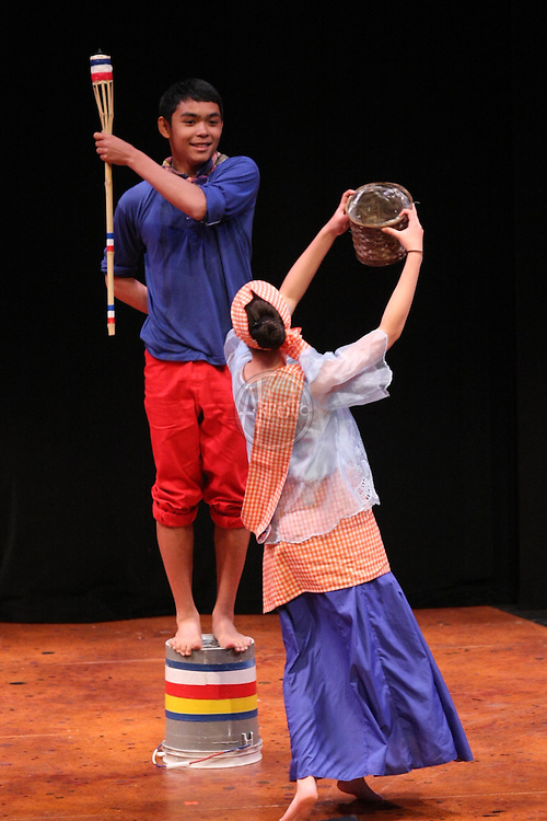 PAYO performance at Folklife Festival in Seattle Children's Theatre May 2010.