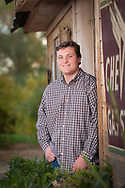 Boys Senior High School Portrait by Kristina Cilia Photography in Vacaville, CA