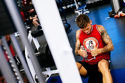 Jamie Paterson of Bristol City during the afternoon gym session - Rogan/JMP - 15/07/2019 - IMG Academy, Bradenton - Florida, USA - Bristol City Pre-Season Tour Day 5.