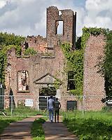 AFFERDEN -  Ruine bij golfbaan  op Landgoed Bleijenbeek. COPYRIGHT KOEN SUYK