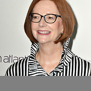 Julia Gillard Arrivers at WE Day UK at Wembley Arena, London, Uk 6 March 2019.
