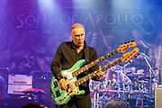 Billy Sheehan during Sons of Apollo performance at The Opera House.<br />
