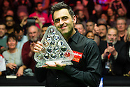 Ronnie OSullivan v Joe Perry 220117