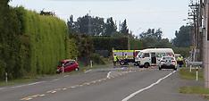Hastings-Fatal accident, Pakowhai Road