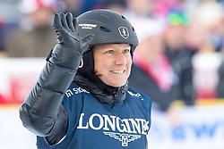 21.01.2017, Hahnenkamm, Kitzbühel, AUT, FIS Weltcup Ski Alpin, KitzCharity Trophy, im Bild Rita Gang (Audi 2) // during the KitzCharity Trophy of FIS Ski Alpine World Cup at the Hahnenkamm in Kitzbühel, Austria on 2017/01/21. EXPA Pictures © 2017, PhotoCredit: EXPA/ Serbastian Pucher