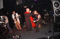 GARGAMEL! performing live at The Bank in downtown Orlando, FL on February 4th, 2004