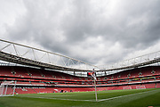 General shot of the stadium before the Emirates Cup 2017 match between Leipzig and Benfica at the Emirates Stadium, London, England on 30 July 2017. Photo by Sebastian Frej.
