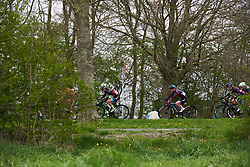 Alice Barnes (GBR) at Healthy Ageing Tour 2019 - Stage 2, a 134.4 km road race starting and finishing in Surhuisterveen, Netherlands on April 11, 2019. Photo by Sean Robinson/velofocus.com