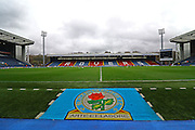 Ewood Park during the Sky Bet Championship match between Blackburn Rovers and Preston North End at Ewood Park, Blackburn, England on 2 April 2016. Photo by Pete Burns.