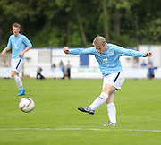 Josh Skelly - Highland League Turriff United v Dundee under 20s - pre-season friendly at The Haughs, Turriff<br /> <br />  - &copy; David Young - www.davidyoungphoto.co.uk - email: davidyoungphoto@gmail.com