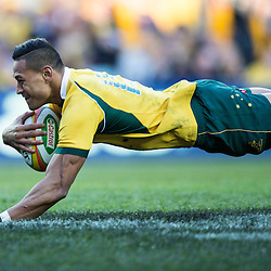 Australian Wallabies v France 3rd Test | Allianz Stadium | 21 June 2014