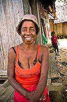 Malagasy woman, Mananara, Madagascar, Africa, people, Image by Andres Morya