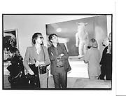 Jarvis Cocker. Sensation Opening, Royal Academy of art, 16th Sep 97.© Copyright Photograph by Dafydd Jones 66 Stockwell Park Rd. London SW9 0DA Tel 020 7733 0108 www.dafjones.com
