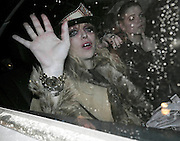 24.FEBUARY.2010 - LONDON<br /> <br /> COURTNEY LOVE AND PIXIE GELDOF LEAVING THE O2 BRIXTON ACADEMY AFTER ATTENDING THE SHOCKWAVES NME AWARDS.<br /> <br /> BYLINE: EDBIMAGEARCHIVE.COM<br /> <br /> *THIS IMAGE IS STRICTLY FOR UK NEWSPAPERS & MAGAZINES ONLY*<br /> *FOR WORLD WIDE SALES AND WEB USE PLEASE CONTACT EDBIMAGEARCHIVE - 0208 954 5968*