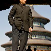 Templo del Cielo, Marzo 2008, Beijing, China. Fotógrafo: Bernardo De Niz