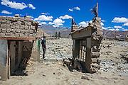 Leh flash floods 2010, Ladakh, Jammu and Kashmir, India