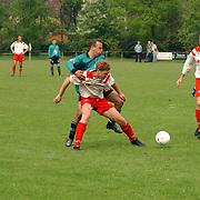 Kampioenswedstrijd SV Eemnes - LRC