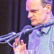 NLD/Amsterdam/20150518 - Uitreiking Storytel Luisterboek Award , Vincent Bijlo