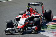September 4-7, 2014 : Italian Formula One Grand Prix - Jules Bianchi