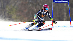 21.02.2015, Pohorje, Maribor, SLO, FIS Weltcup Ski Alpin, Maribor, Riesenslalom, Damen, 1. Lauf, im Bild Merle Soppela (FIN) // Merle Soppela of Finland during the 1st run of ladie's Giant Slalom of the Maribor FIS Ski Alpine World Cup at the Pohorje in Maribor, Slovenia on 2015/02/21. EXPA Pictures © 2015, PhotoCredit: EXPA/ Erwin Scheriau