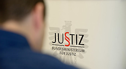 02.02.2012, Justizministerium, Wien, AUT, Pressekonferenz mit Bundesministerin fuer Justiz Dr. Beatrix Karl zum Thema Vertrauensoffensive Justiz mit Veroeffentlichung von Ergebnissen der Karmasin Studie, im Bild Feature Justiz, Bundesministerium für Justiz // during the press conference with minister of justice Dr. Beatrix Karl about the topic confidential offensive ministry of justice and publishing the result of Karmasin study, Ministry of Justice, Vienna, 2012-02-02, EXPA Pictures © 2012, PhotoCredit: EXPA/ M. Gruber