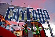 Universal City Walk in LA