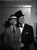 1953 - 29/05 Taylors 'Charlie McCarthy (Edgar Bergin)