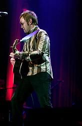 David Grey plays a Concert to a sellout Sheffield Hallam FM Arena  November 29 2002 Friday<br /><br />Copyright Paul David Drabble<br />Freelance Photographer<br />07831 853913<br />0114 2468406<br />www.pauldaviddrabble.co.uk<br /> [#Beginning of Shooting Data Section]<br />Nikon D1 <br /> 2002/11/29 21:59:31.0<br /> JPEG (8-bit) Fine<br /> Image Size:  2000 x 1312<br /> Color<br /> Lens: 80-200mm f/2.8-2.8<br /> Focal Length: 80mm<br /> Exposure Mode: Manual<br /> Metering Mode: Spot<br /> 1/125 sec - f/2.8<br /> Exposure Comp.: 0 EV<br /> Sensitivity: ISO 400<br /> White Balance: Auto<br /> AF Mode: AF-S<br /> Tone Comp: Normal<br /> Flash Sync Mode: Not Attached<br /> Color Mode: <br /> Hue Adjustment: <br /> Sharpening: Normal<br /> Noise Reduction: <br /> Image Comment: <br /> [#End of Shooting Data Section] David Grey plays a Concert to a sell out Sheffield Hallam FM Arena November 29 2002 Friday<br /> <br /> Copyright Paul David Drabble<br /> Freelance Photographer<br /> 07831 853913<br /> 0114 2468406