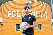 Danijel Petkovic signing FC Lorient - 11 July 2017