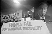 1986 - Fianna Fáil Árd Fheis.   (R31).