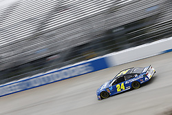October 5, 2018 - Dover, Delaware, United States of America - William Byron (24)  takes to the track to practice for the Gander Outdoors 400 at Dover International Speedway in Dover, Delaware. (Credit Image: © Justin R. Noe Asp Inc/ASP via ZUMA Wire)