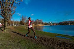09-12-2018 NED: SPAR European Cross Country Championships, Tilburg<br /> Winner Yasemin Can TUR