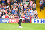 Ayoze Perez of Leicester City (17) during the Pre-Season Friendly match between Scunthorpe United and Leicester City at Glanford Park, Scunthorpe, England on 16 July 2019.