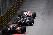 Maximilian GÜNTHER, SJM Theodore Racing by Prema, Dallara Mercedes leads a group of cars. <br /> <br /> <br /> 64th Macau Grand Prix. 15-19.11.2017.<br /> Suncity Group Formula 3 Macau Grand Prix - FIA F3 World Cup<br /> Macau Copyright Free Image for editorial use only