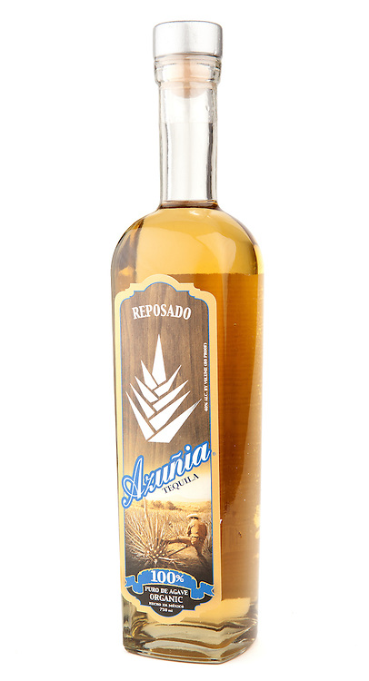 Azuñia Tequila Reposado -- Image originally appeared in the Tequila Matchmaker: http://tequilamatchmaker.com