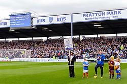 - Photo mandatory by-line: Rogan Thomson/JMP - 07966 386802 - 19/04/2014 - SPORT - FOOTBALL - Fratton Park, Portsmouth - Portsmouth FC v Bristol Rovers - Sky Bet Football League 2.