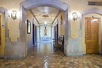 Lobby at 25 Tudor City
