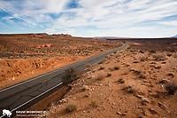 Highway 95, Southern Utah.