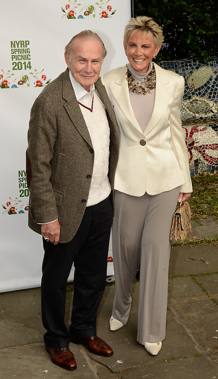 05/29/14 New York City ,  / Charles Busch at Bette Midler's NYRP 13th Annual Spring Picnic /