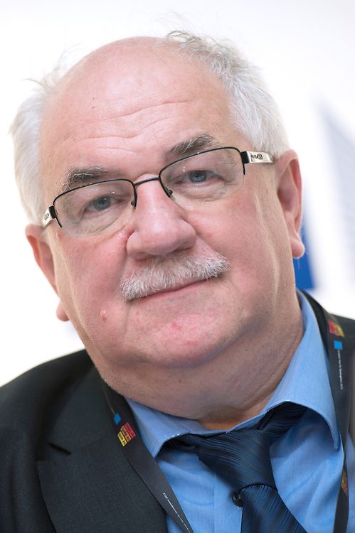 03 June 2015 - Belgium - Brussels - European Development Days - EDD - Citizenship - Culture - The forgotten lifeblood of development - Richard Miller , Member of the Belgian Parliament © European Union