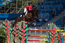 Ward McLain, USA, HH Azur<br /> Olympic Games Rio 2016<br /> © Hippo Foto - Dirk Caremans<br /> 16/08/16